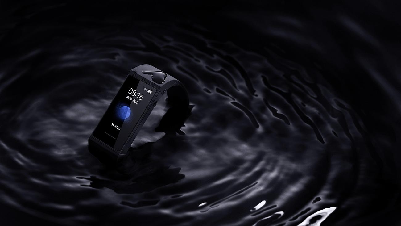 Xiaomi Mi Band 4C pulzusmérő multisport vízálló..
